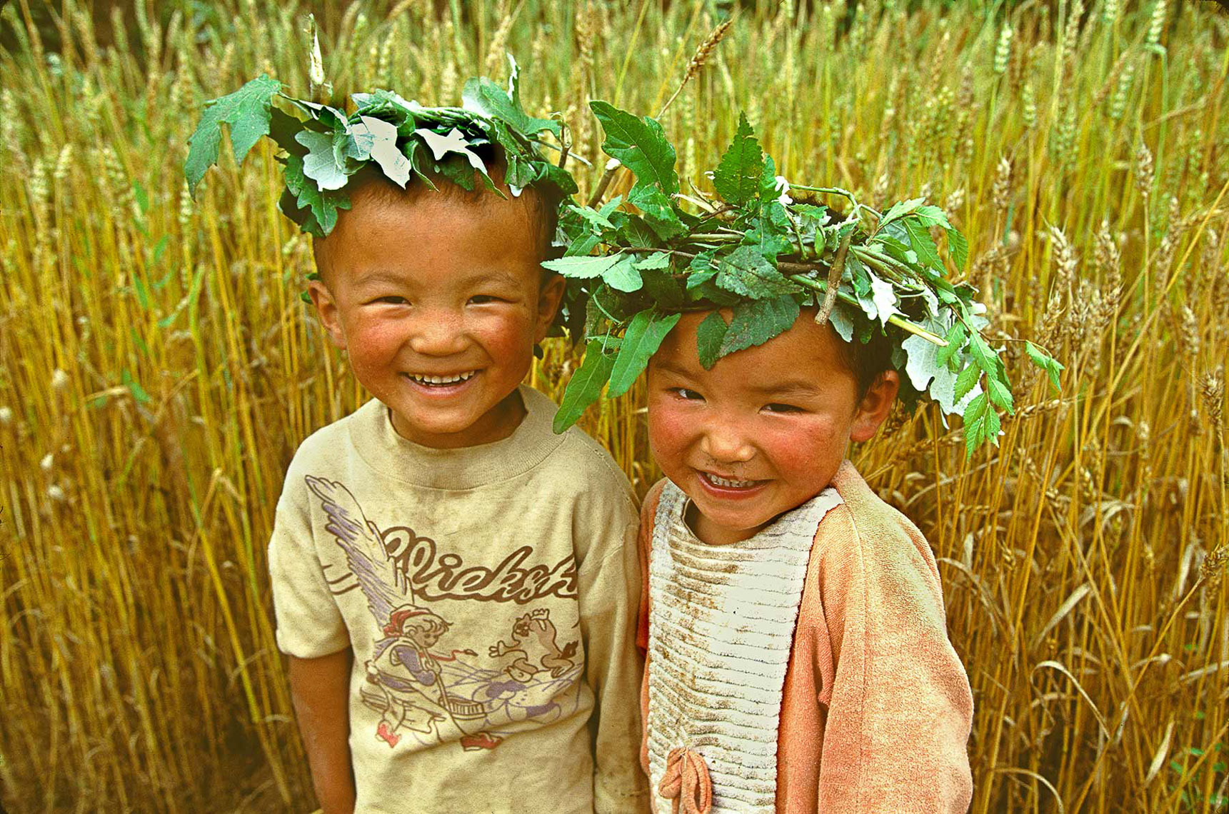 021-Chinese-children-Linxia